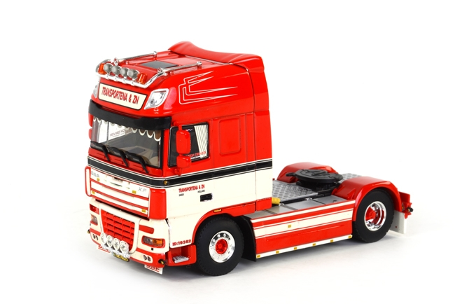 Transportena DAF XF 105 Super Space Cab