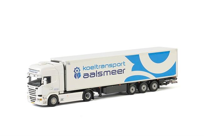 WSI Koeltransport Aalsmeer Scania R Streamline Topline