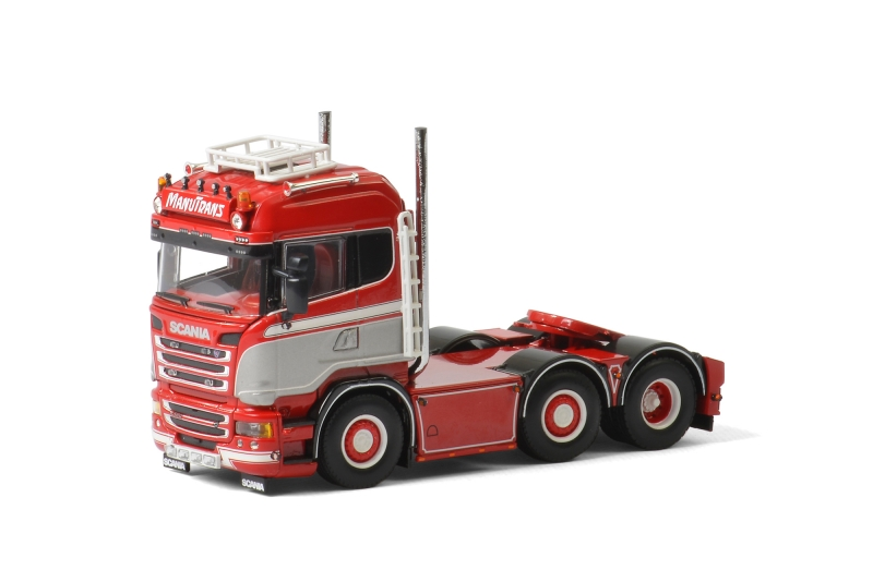 WSI Manutrans Scania R Streamline Highline