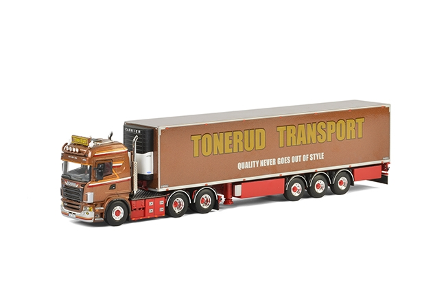 WSI Tonerud Transport SCANIA R Highline