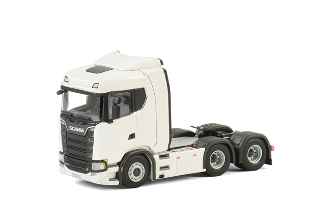 WSI White line Scania S Normal CS20N 6x2 Tag axle
