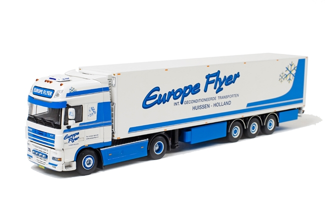 Europe Flyer DAF XF 105 Super Space Cab