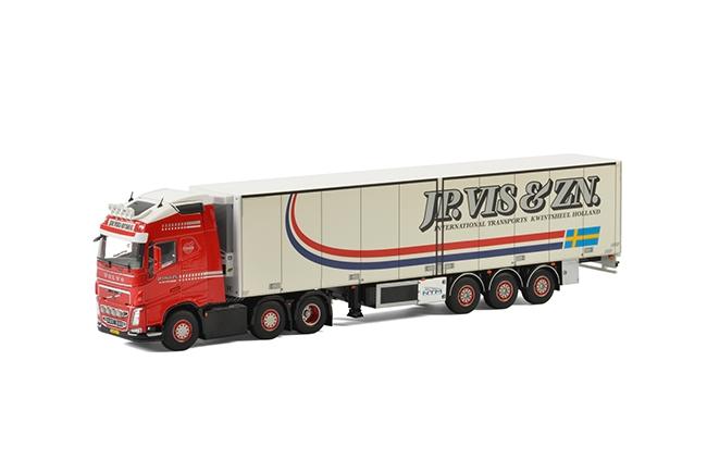 WSI JP Vis &ZN Volvo FH4 Globetrotter XL