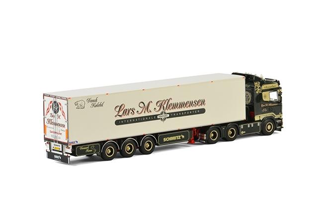 Lars M. Klemmensen Scania R Streamline Highline