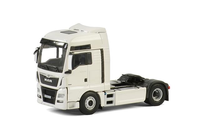 WSI White line MAN TGX XXL Euro 6 4x2