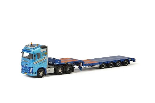 Smit Transport Volvo FH4 Globetrotter