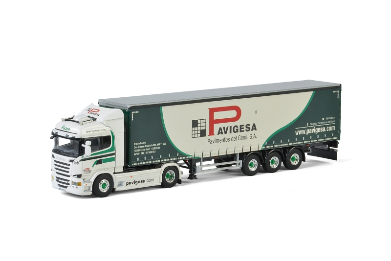 Pavigesa Scania R Streamline Highline