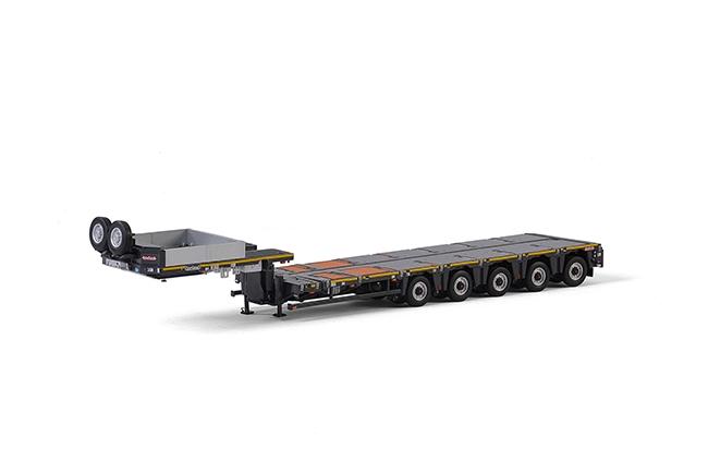 WSI Premium Line MCO PX - 5 axle , Van WSI Models