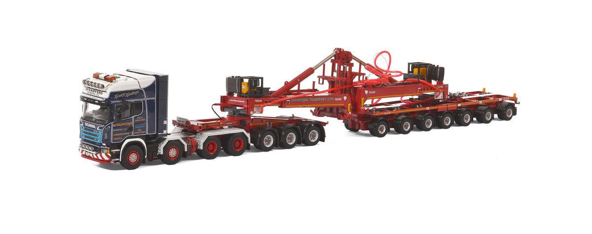 modelauto, vrachtauto, miniatuur, vrachtwagen, dijkhuis-truckshop