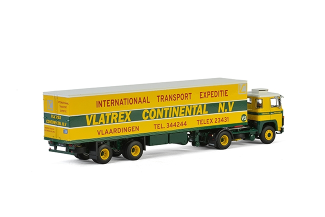 Mastezo-Vlatrex SCANIA 110/140 , Van WSI Models
