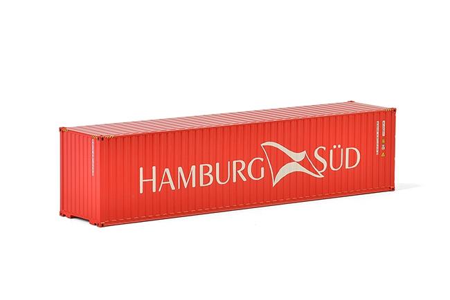 Premium Line  40 FT Container , Van WSI Models