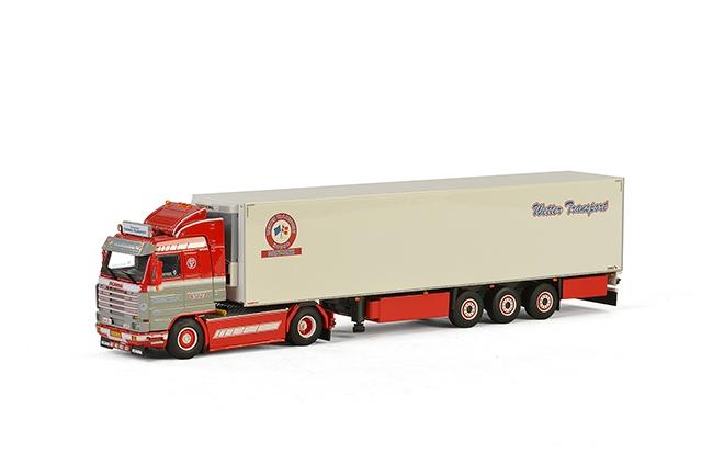 Wetter Transport Scania 3 Series Streamline , Van WSI Models
