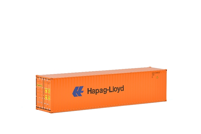 Premium Line 40 FT Container , Van WSI Models