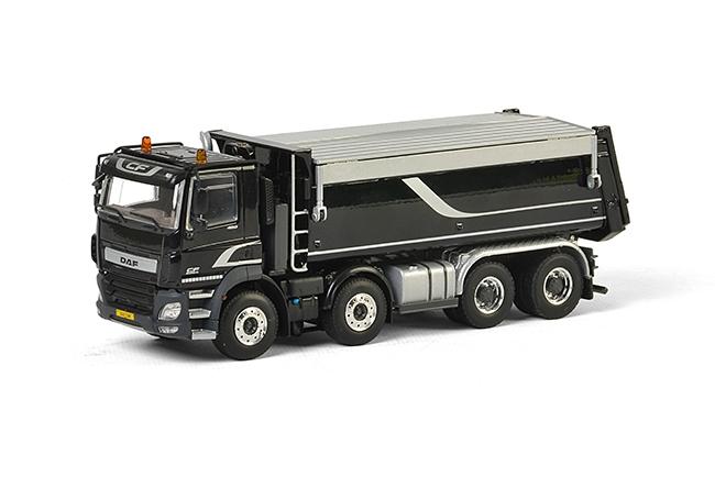 WSI Premium Line DAF CF Off Road kipper , Van WSI Models