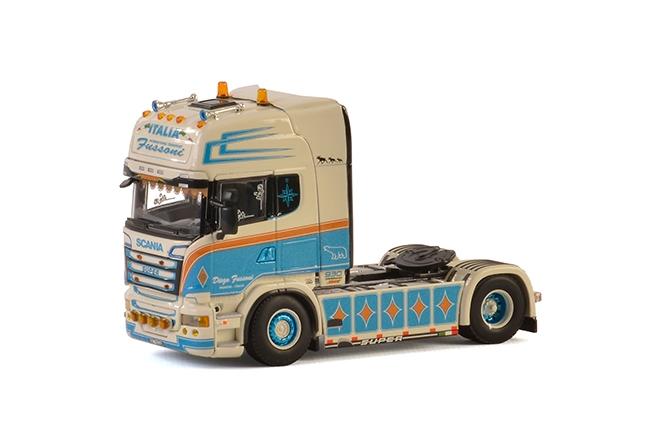 Fussoni Scania R Streamline Topline , Van WSI Models