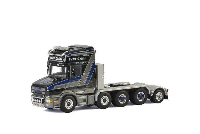 Iver Grini Scania T4 Topline , Van WSI Models