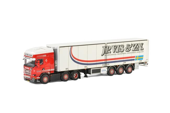 JP. Vis & Zn. Scania R Streamline Topline , Van WSI Models