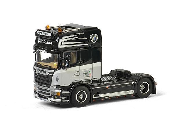 Pirovano Scania R Streamline Topline , Van WSI Models