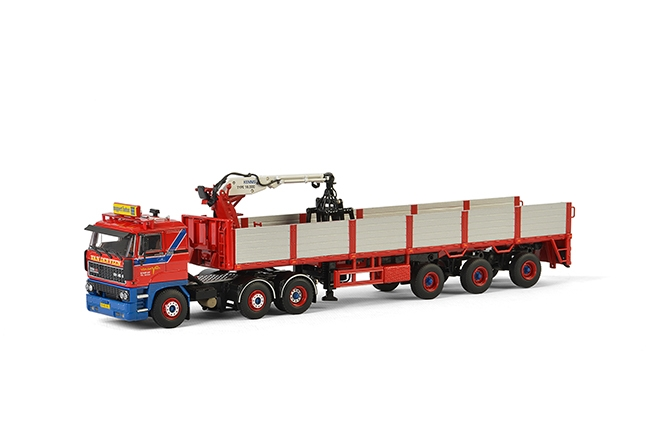 Van der Veen DAF 3300 , Van WSI Models
