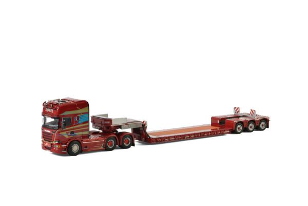Royal Transport AS SCANIA STREAMLINE TOPLINE 6x4 , Van WSI Models