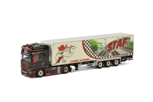 Staf SCANIA R6 STREAMLINE TOPLINE 4x2 , Van WSI Models