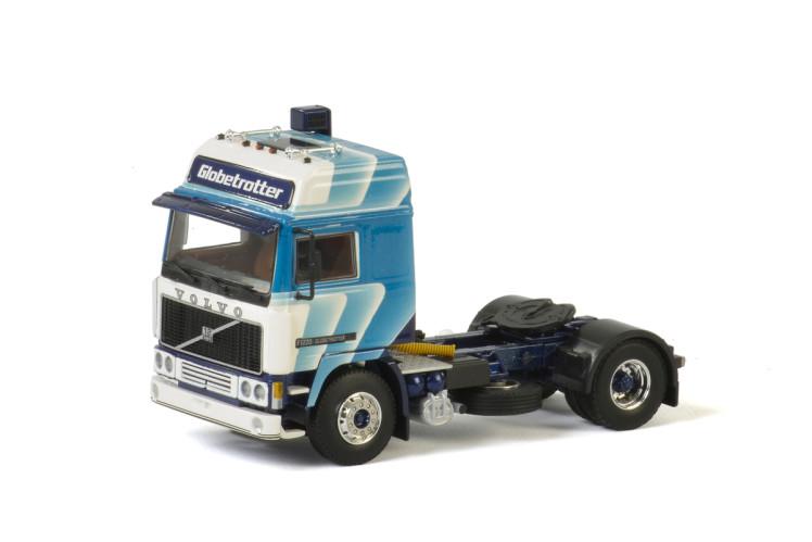 Premium VOLVO F12 4x2 , Van WSI Models