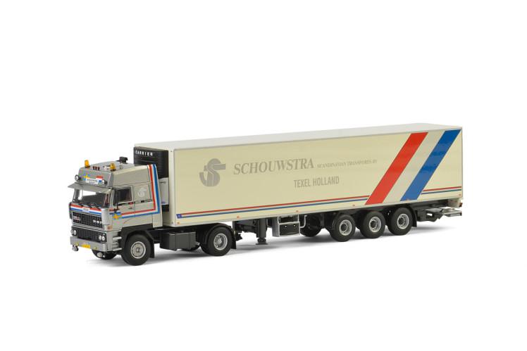 Schouwstra DAF 3600 SC , Van WSI Models