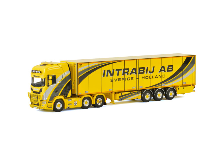 Intrabij AB SCANIA S HIGHLINE CS20H 6x2 TWIN STEER , Van WSI Models