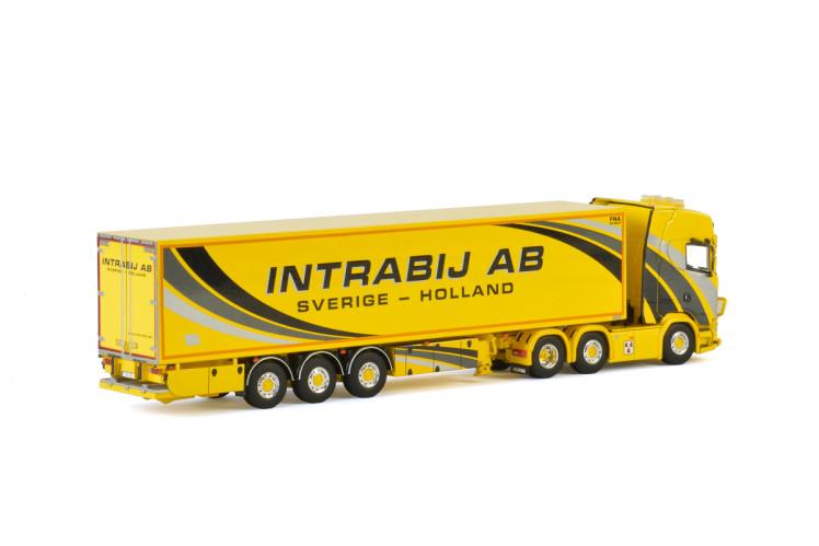 Intrabij AB SCANIA S HIGHLINE CS20H 6×2 TWIN STEER , Van WSI Models