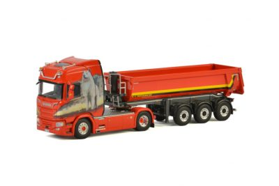 Mayolani SCANIA R HIGHLINE CR20H , Van WSI Models