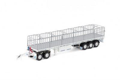 WSI White FREIGHTER ROAD TRAIN SET , Van WSI Models