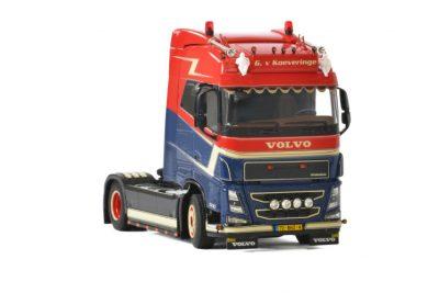 G. van Koeveringe VOLVO FH4 GLOBETROTTER 4×2 , Van WSI Models
