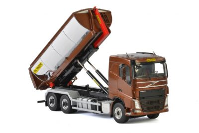 Palfinger VOLVO FH4 SLEEPER CAB 6×4 HOOKLIFT SYSTEM , Van WSI Models