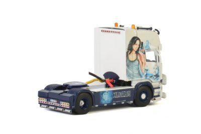 Kenny Coin Transports SCANIA R STREAMLINE TOPLINE 4X2 , Van WSI Models