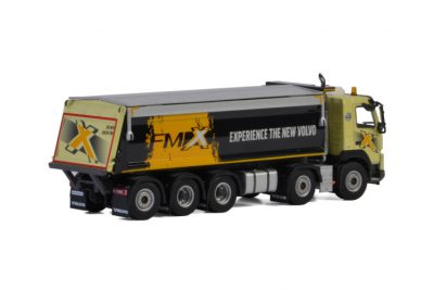 Premium Line VOLVO FMX DAY CAB 10×4 TIPPER TRUCK , Van WSI Models