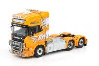 Lasse Hansen Scania R(5) Topline 6x2 sleep as , Van WSI Models