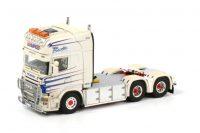 Marcus Scania R(5) Topline 6x4 lang chassis , Van WSI Models