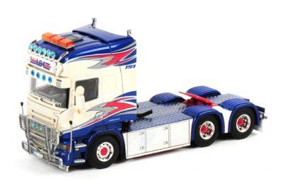 Per Broddes Scania R(5) Topline 6×4 lang chassis , Van WSI Models