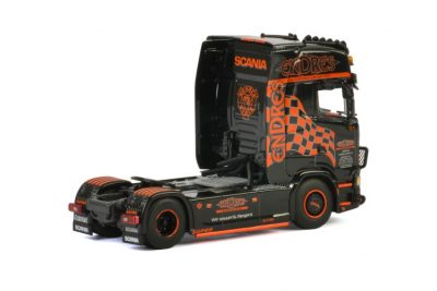 ENDRES SCANIA S HIGHLINE CS20H 4×2 , Van WSI Models