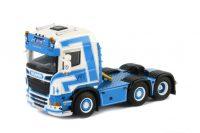 TDM Belgie Scania R(5) Highline 6x2 , Van WSI Models