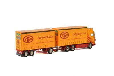 VSB Groep bv SCANIA 3 SERIES STREAMLINE 6X2 TAG AXLE RIGED TRUCK  , Van WSI Models