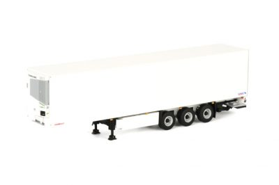 White Line; REEFER TRAILER THERMOKING 1