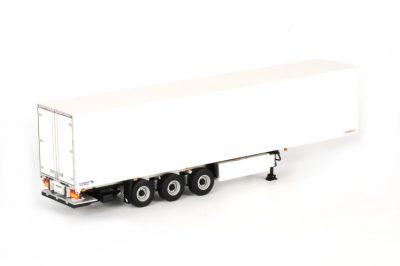 White Line REEFER TRAILER THERMOKING , Van WSI Models