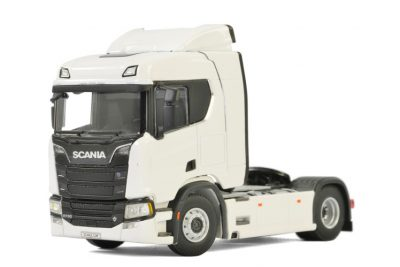 White Line SCANIA R NORMAL CR20N 4×2 , Van WSI Models