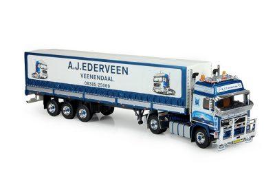 Tekno Volvo FH12 Ederveen