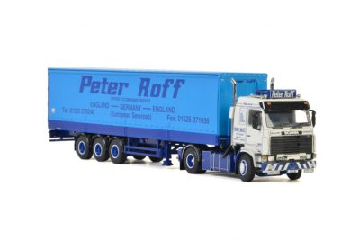 Peter Roff SCANIA 3 SERIES 4×2 TAUTLINER – 3 AXLE , Van WSI Models