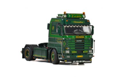 B. de Wilde SCANIA 3 SERIES STREAMLINE 4×2 , Van WSI Models