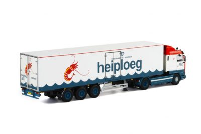 Heiploeg Scania 3 Streamline 4×2 Koeloplegger Thermoking (3 as star) , Van WSI Models