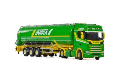 Intra S.A. SCANIA S HIGHLINE CS20H 4X2 BULKTRAILER TIPPER 3 AXLE , Van WSI Models
