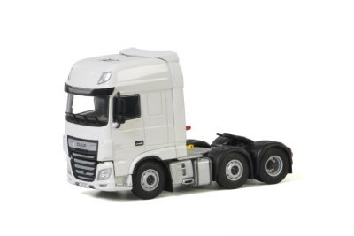 White Line DAF XF SUPER SPACE CAB MY2017 6×2 TWIN STEER , Van WSI Models